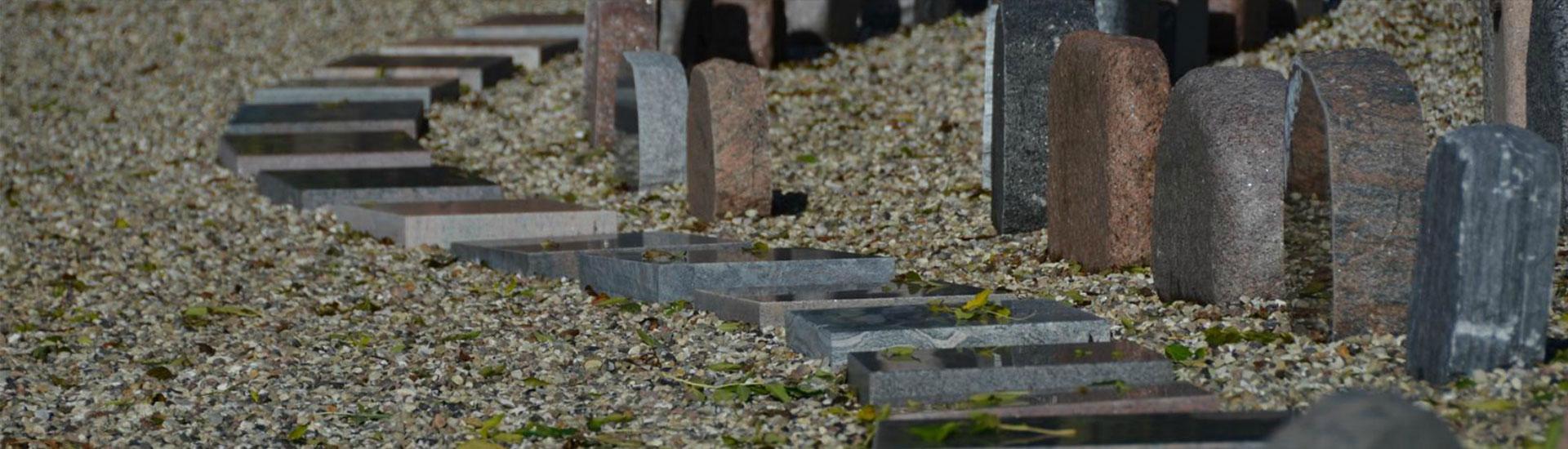 Billige gravsten i granit og natursten